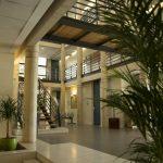 Intérieur du batiment du campus EGC de Montauban