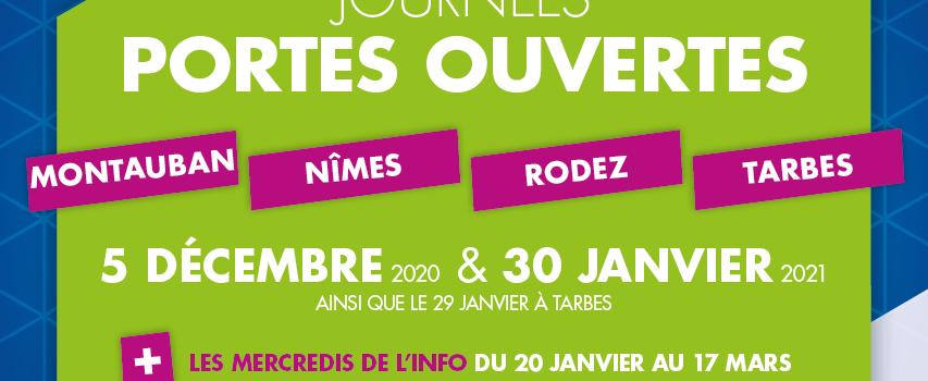 JOURNEES PORTES OUVERTES EGC d'OCCITANIE